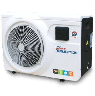 JetlineSelection Inverter 120 Pompe a chaleur piscine Poolex