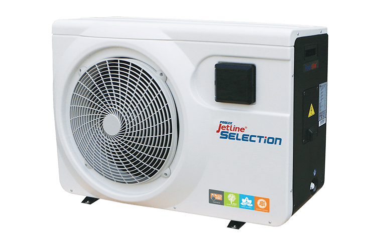 JetlineSelection 7kw Modele 70 pompe a chaleur piscine Poolex